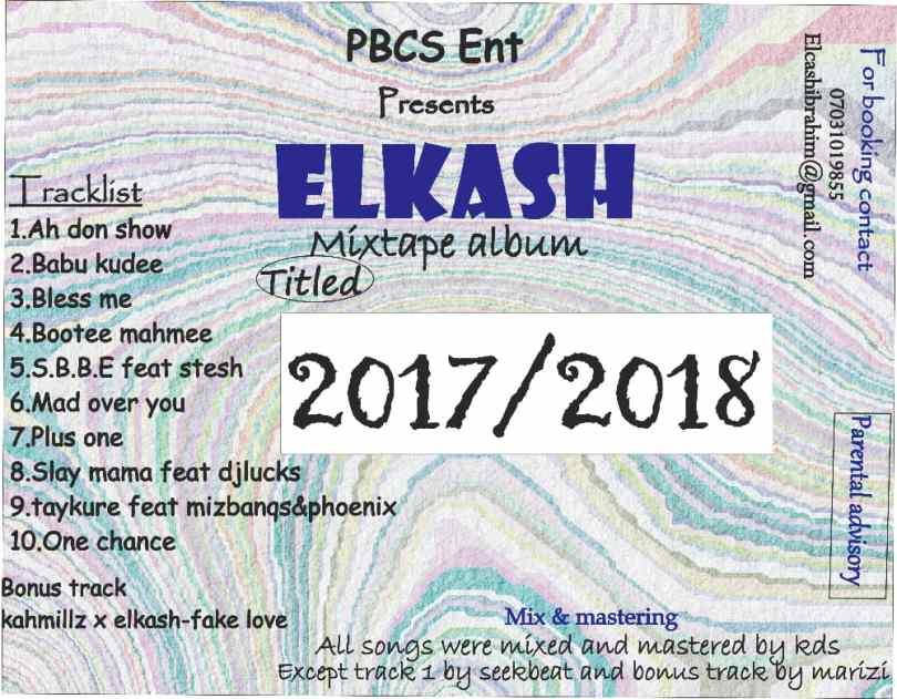 El Kash Mixtape