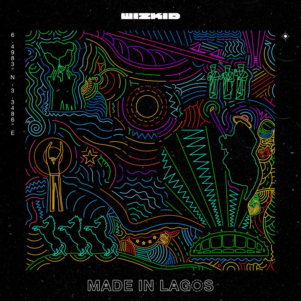 Wizkid – Made In Lagos Album