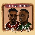 A-Q x MI Abaga – The Live Report EP