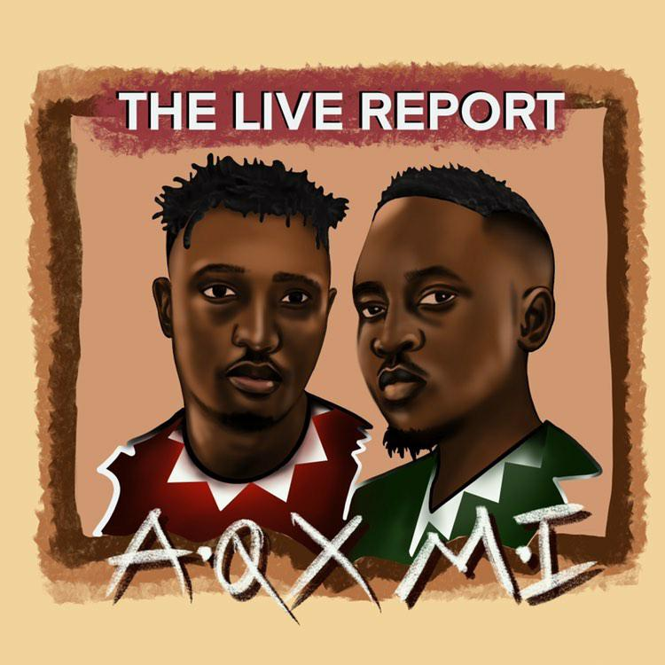 A-Q x MI Abaga – The Live Report EP