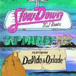 Skip Marley ft. Davido, Oxlade, H.E.R – Slow Down (Remix)