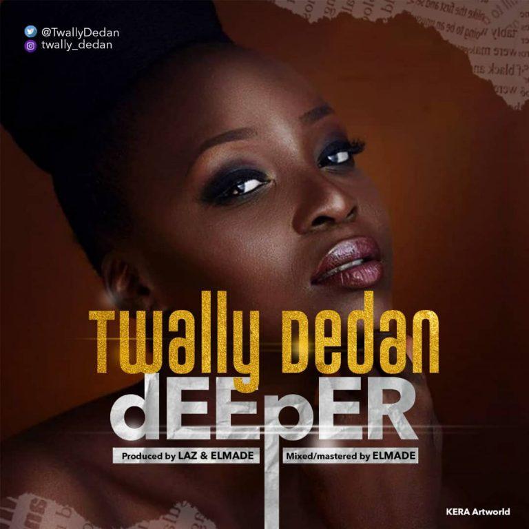 Twally Daden – Deeper
