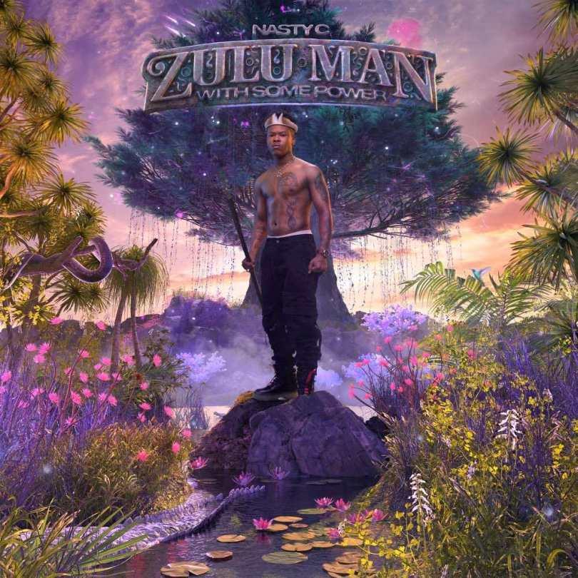 Nasty C – Zulu Man With Some Power Album