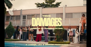 VIDEO: Tems – Damages