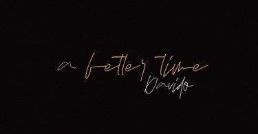 Davido – A Better Time Album