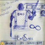 Dremo – Thieves In Uniform (End Sarz)