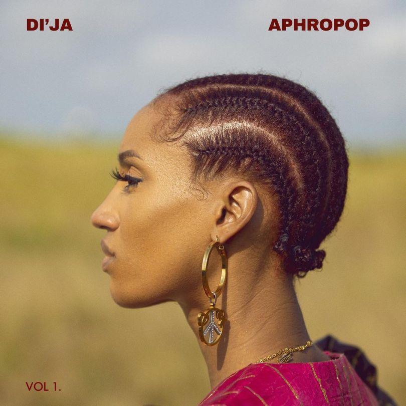 Di'Ja – AphroPop EP