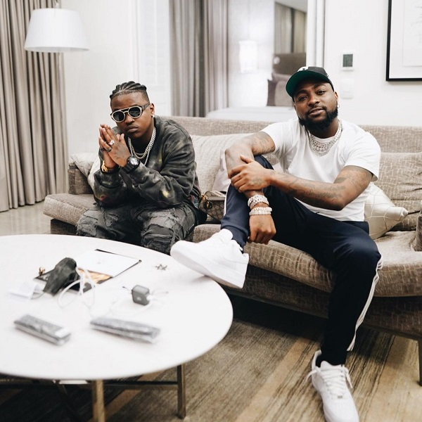 Davido And Focalistic Hints On New Music, Joint EP