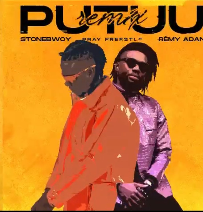 Stonebwoy ft. Remy Adan – Putuu (Remix)