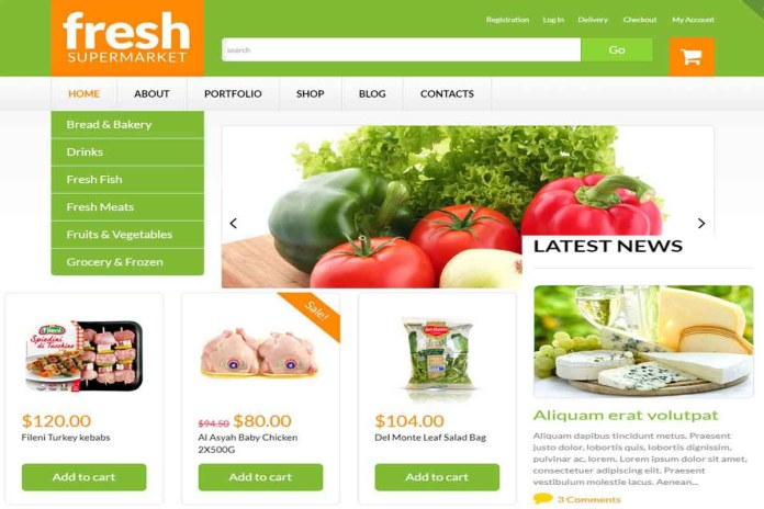 wordpress woocommerce themes