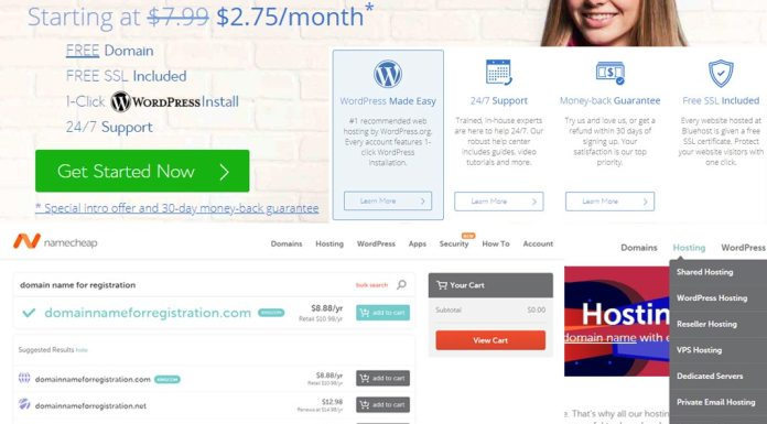 best wordpress web hosting