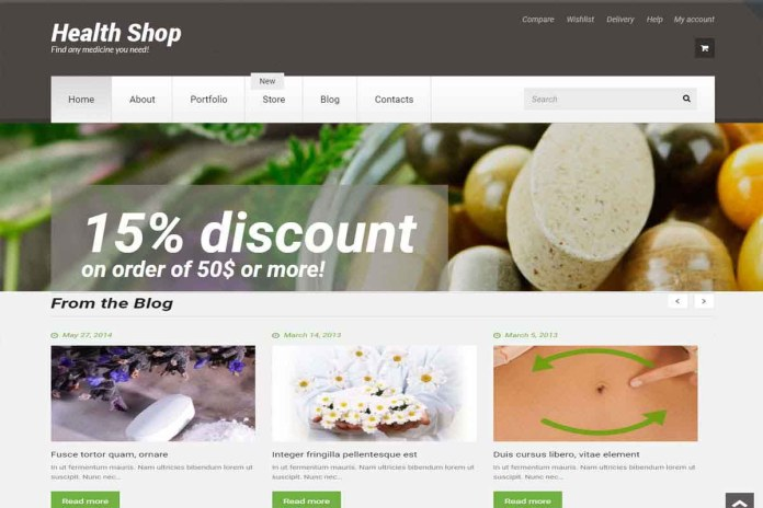 best wordpress store themes