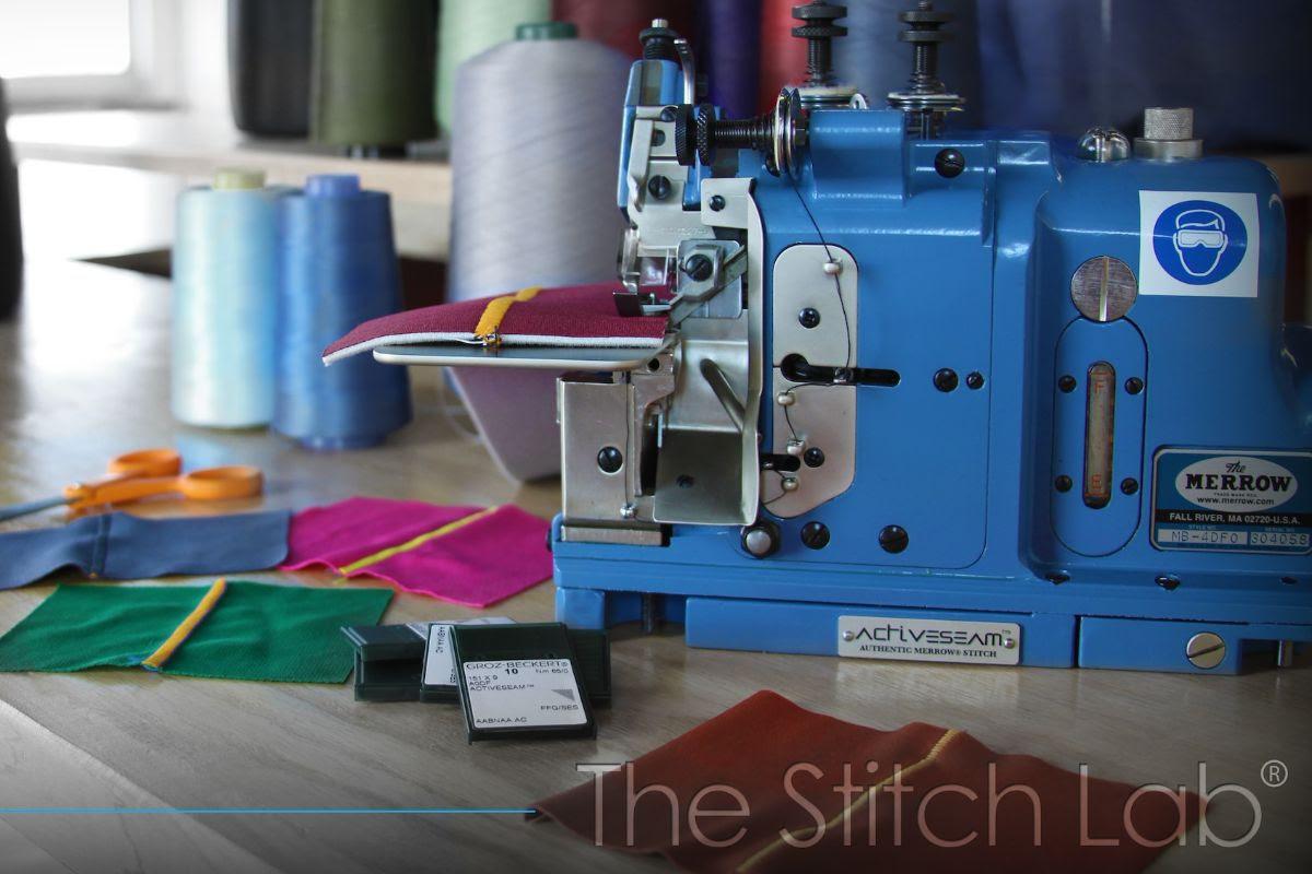 The Merrow Stitch Lab – Let Merrow Create Your Custom Seam Solution!