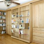 Library Bed, Murphy Bed, Wall Bed Solutions by SmartSpaces.com