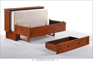 murphy-cabinet-bed-clover-cherry-opening-06