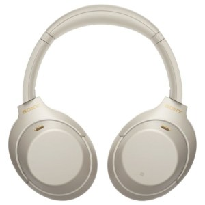 Sony WH-1000XM3 Wireless Noise Cancelling Headphones Silver 2