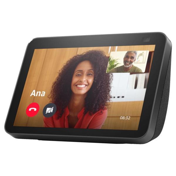 Amazon Echo Show 8 Charcoal 2nd Generation 7