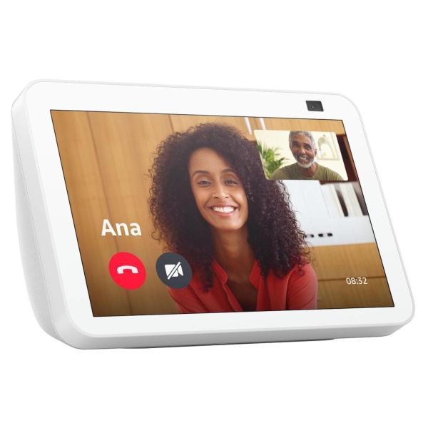 Amazon Echo Show 8 Glacier White 2nd Generation 8