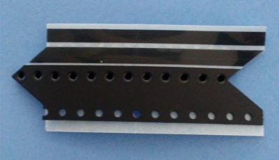 double edge with pins panasonic