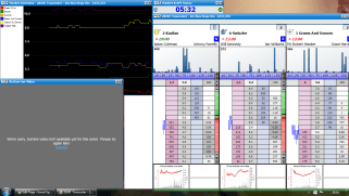 Learning Sports Trading
