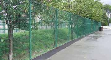 Pro Guard Mesh Fencing