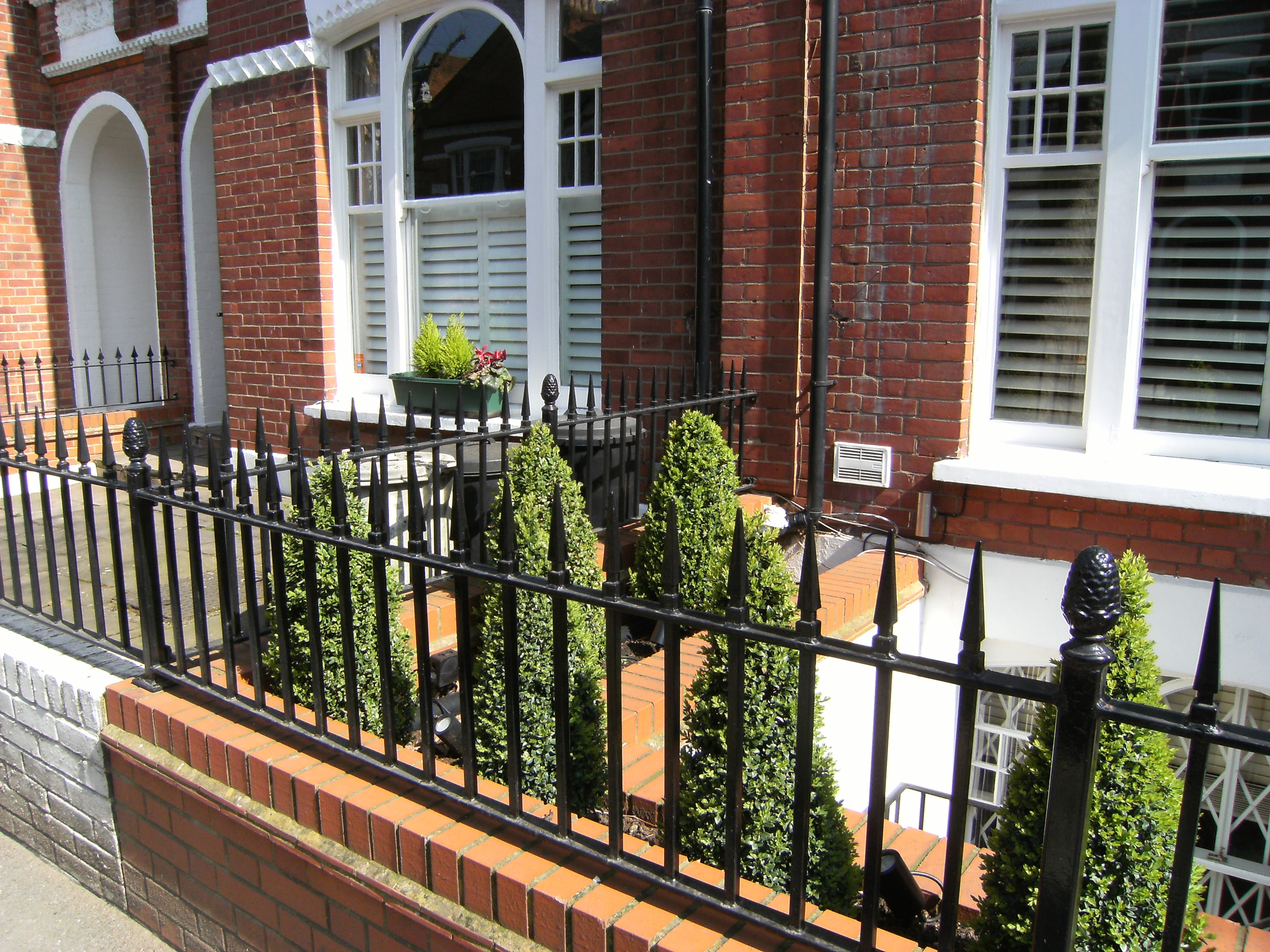 Garden Railings Smart Steels