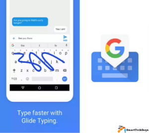 Gboard keyboard shortcuts android