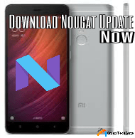Download Xioami Android Nougat Update
