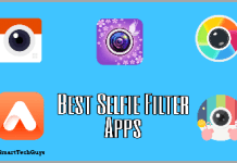 Top 5 Best Selfie Filter Apps For Android 2017
