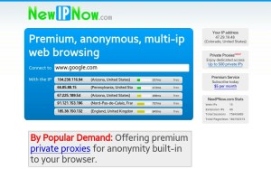 NewIPNow - Best Free Proxy Sites For School