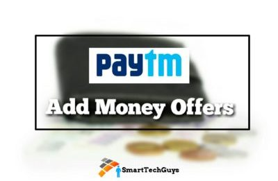 Paytm Add money offer for old & new users