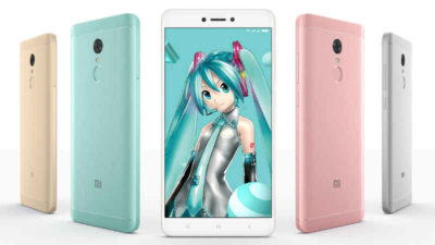 Xiaomi Redmi Note 4X price
