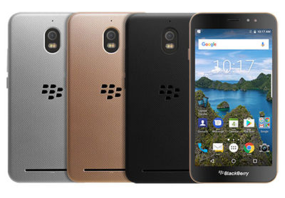 BlackBerry Aurora Launched