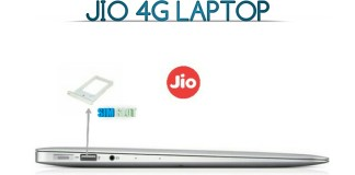 Jio 4G Laptop