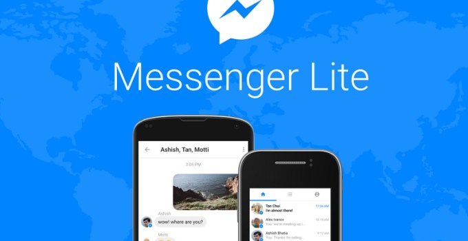 Download Facebook Messenger Lite From Play Store Officially