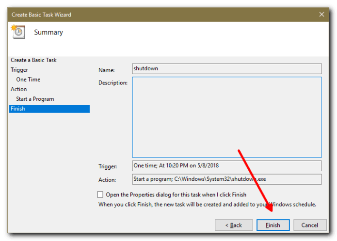 5 Easy Ways to Set Windows 10 Shutdown Timer