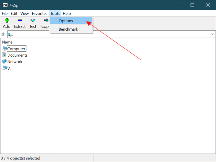 Remove CRC SHA From the context menu