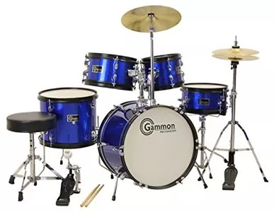 Gammon 5-Piece Junior Starter Drum Kit Review
