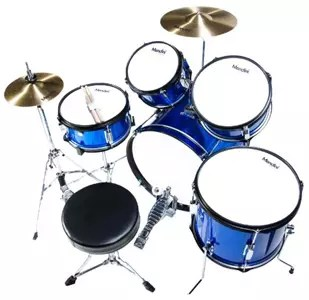 Mendini by Cecilio 16 inch 5-Piece Complete Drum Set Review