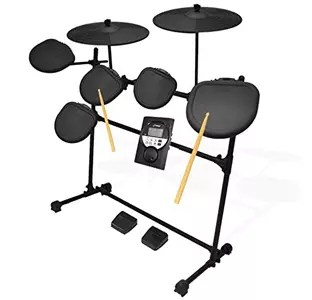 Pyle PED021M 9-Piece Electric Drum Set Review