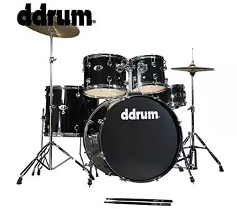 Ddrum D2-MB-KIT-2 D2 5-Piece Drum Kit Review