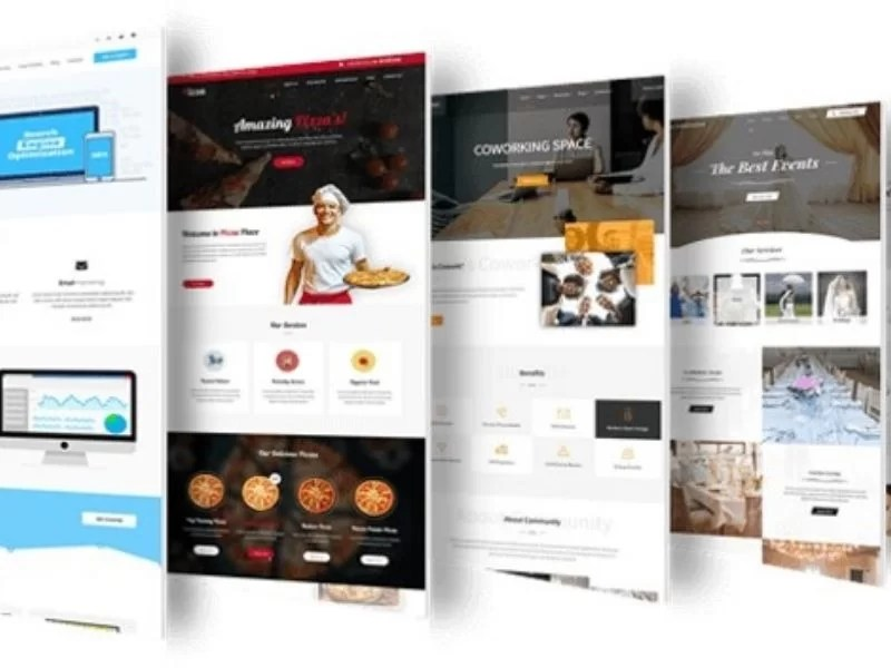 Premium Business WordPress Themes 2021 smart trendse