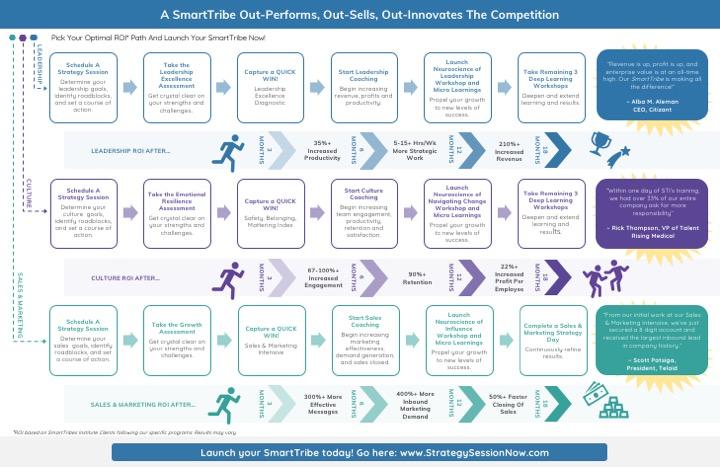 The SmartTribe Roadmap