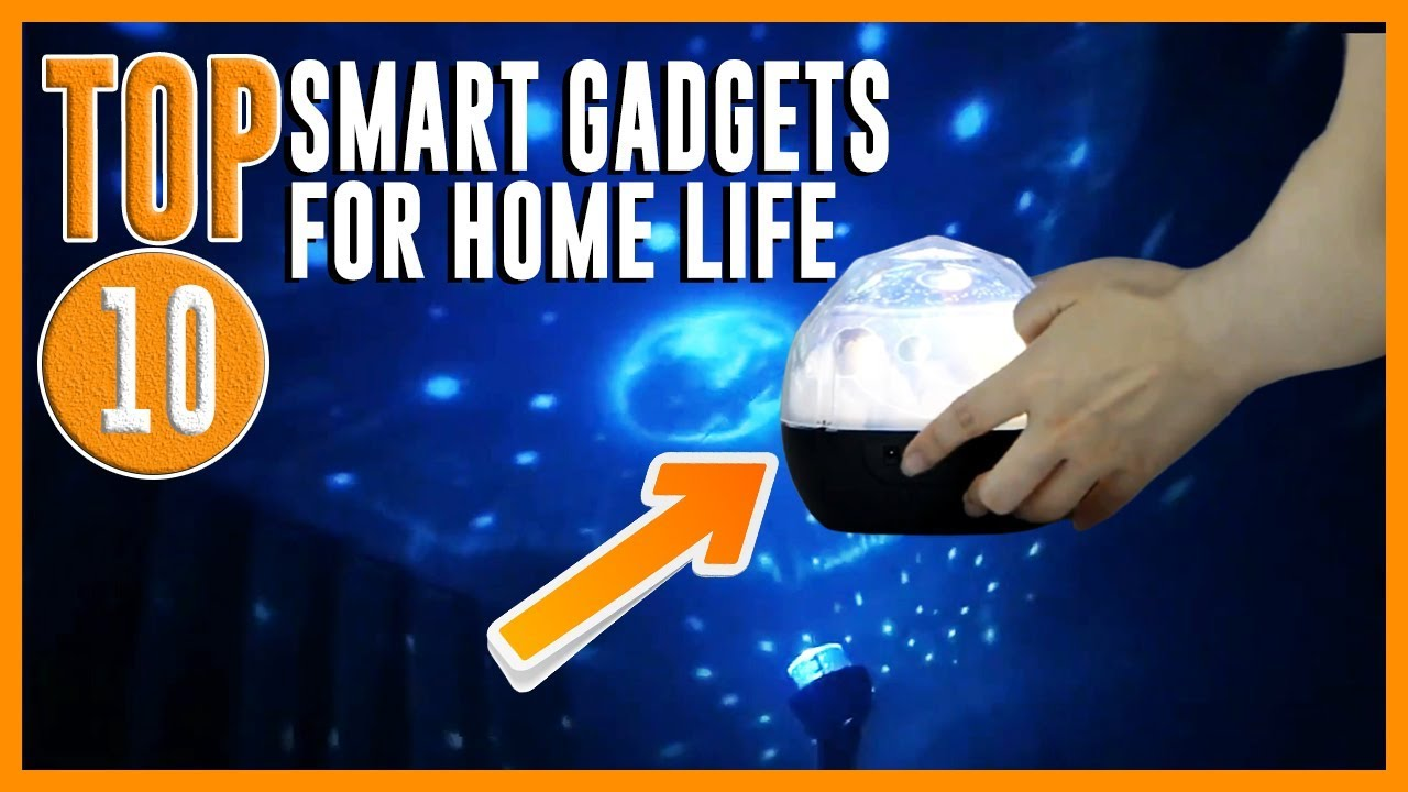 ✅TOP 10! SMART GADGETS TO UPGRADE YOUR HOME LIFE