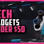 5 Tech Gadgets Under $50 on Aliexpress & Amazon - November 2019