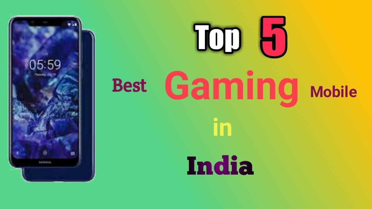 Best Gaming Mobile in India 2020