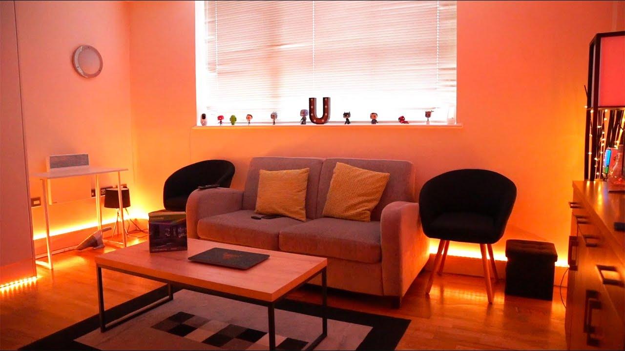 Lighting Up My Studio with Amazing Novostella RGB LED Strip Lights!