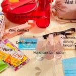 New Normal Tas Siaga Covid  hingga Cuci Uang Pakai Sabun - Nay Z Eya