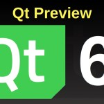 Qt 6 Preview - Code Freeze - Sept 1 2020