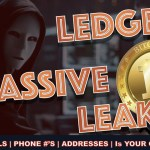 NANO LEDGER LEAK is BAD - FULL NAMES, PHONE #s & ADDRESSES EXPOSE...